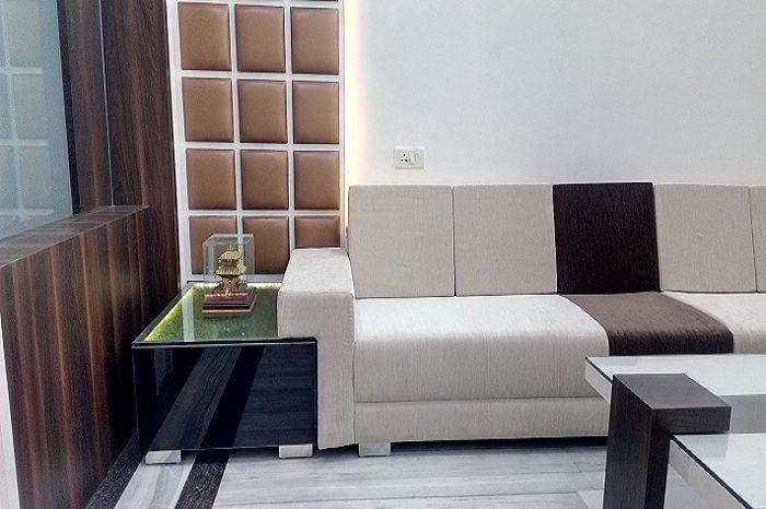 Drawing Room Interior Design by decor8 - interior designer in meerut (13)