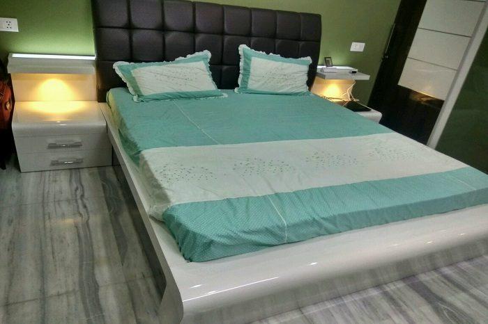 Modern Bedroom Interior - Interior design by decor8
