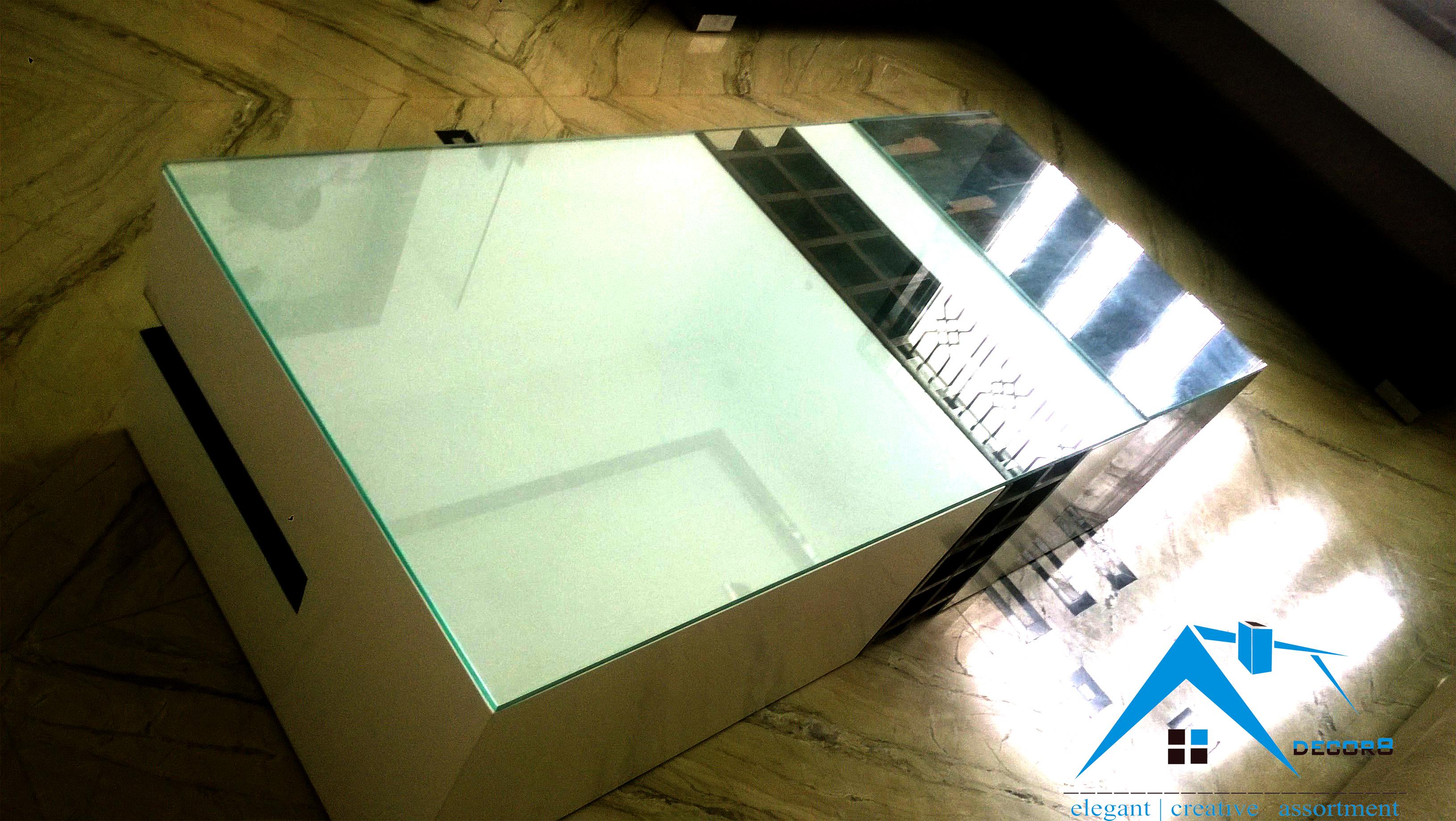 Contemporary Centre Table Design