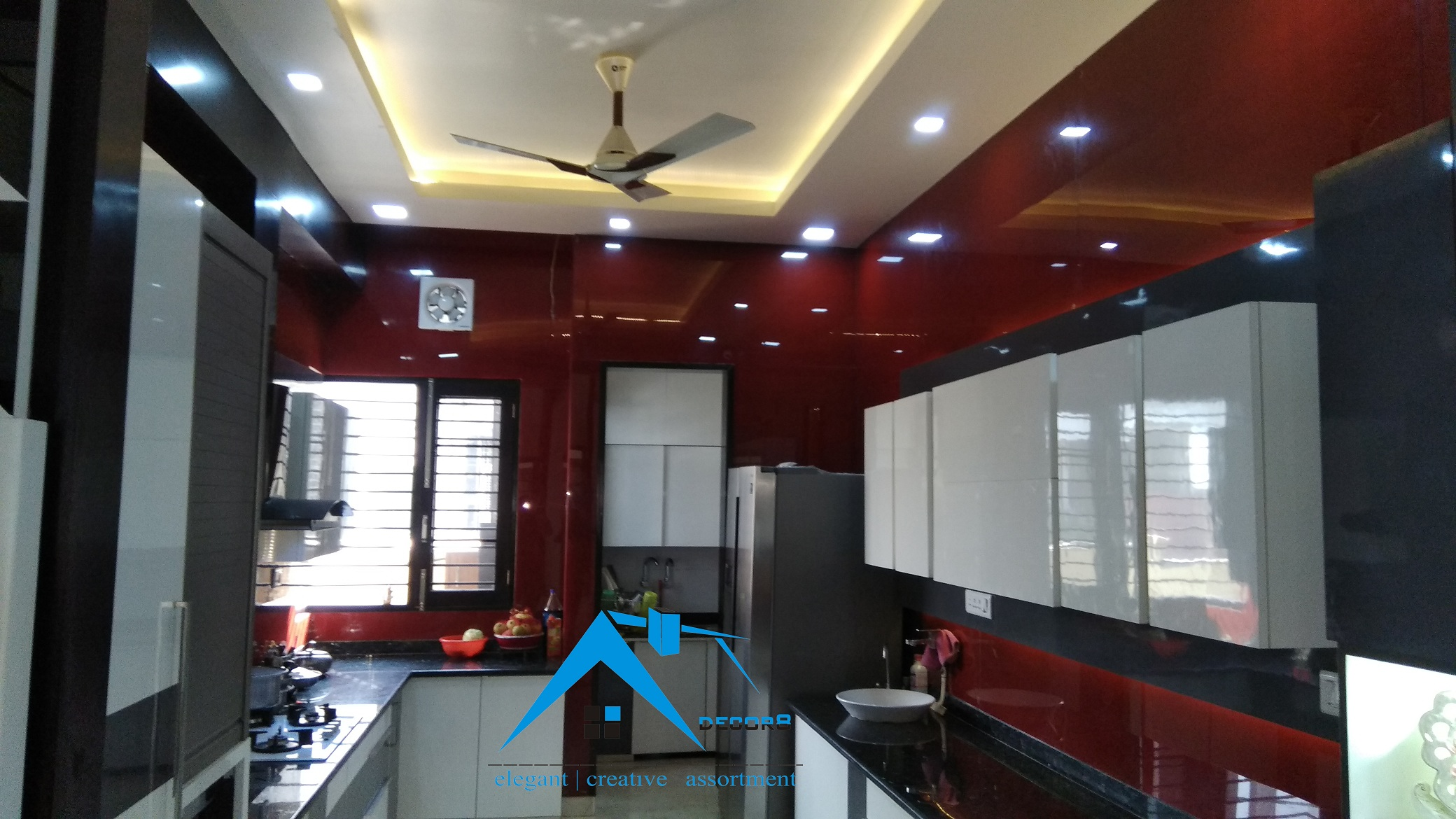 Modular Kitchen Design - Interior Designer in Meerut